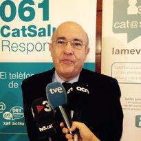 """Foto: Boi Ruiz pide que el Estado asuma el déficit sanitario y """"respete"""" las competencias de la comunidad (EUROPA PRESS)"""
