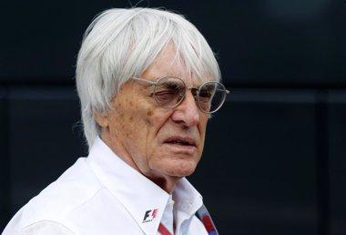 """Foto: Ecclestone, """"decepcionado"""" con Alonso y Vettel (FRANCOIS LENOIR / REUTERS)"""