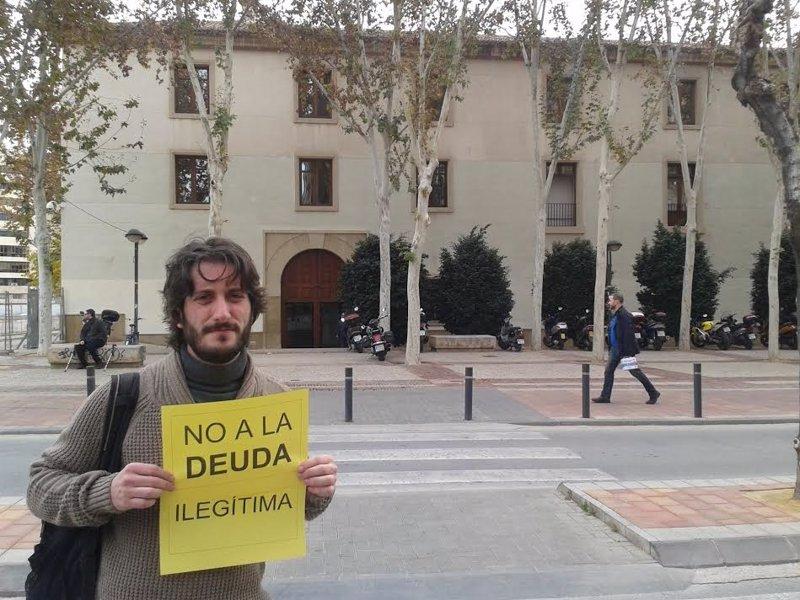 Víctor Egío exige una auditoria de la deuda regional - Europa Press
