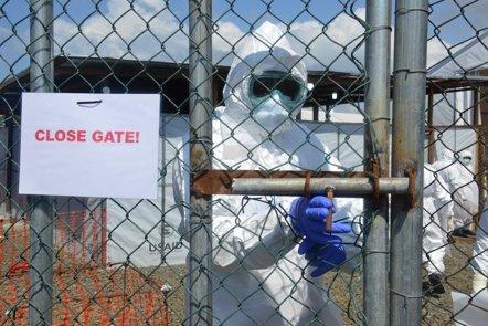 Foto: UNICEF pide más de 400 millones de euros para impulsar la lucha contra el ébola (UNICEF/NESBITT)