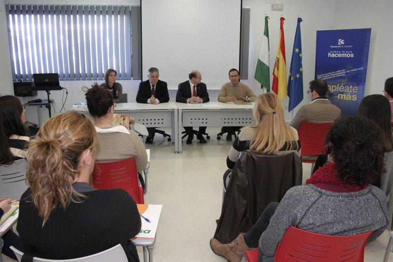 Comienza en Montilla el último curso del programa 'Empléate Más ... - Europa Press