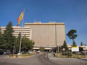 Foto: El Gobierno autoriza las obras para adecuar el Hospital Gómez Ulla para atender enfermedades infecciosas (EUROPA PRESS)