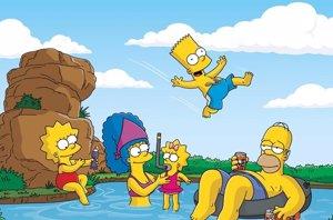Foto: 25 años de 'Los Simpsons' en 25 momentazos (CORDON PRESS)