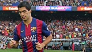 Foto: El traspàs de Luis Suárez al FC Barcelona, el més car del 2014 per a 'Goal' (MIGUEL RUIZ-FCB)