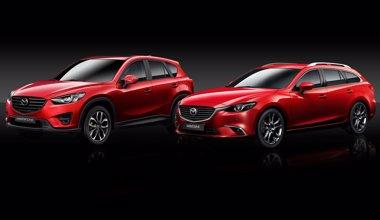 Foto: Mazda presenta los modelos Mazda 6 y Mazda CX-5 2015 (MAZDA)