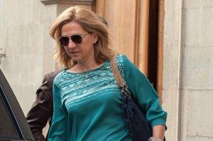 Foto: Los líos de la Infanta Cristina por Navidad (EUROPA PRESS)