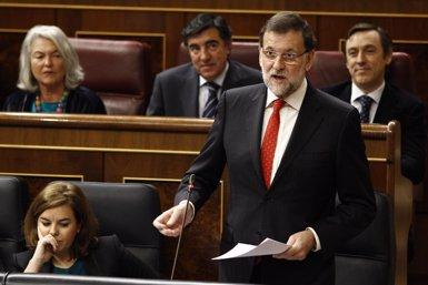 Foto: Rajoy nega pressions sobre acumulació de penes de presos d'ETA (EUROPA PRESS)