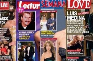 Foto: El nuevo novio de Cristina Pedroche, la situación de Rocío Carrasco y el Funeral de la Duquesa (REVISTAS )