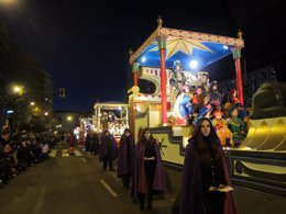 Foto: El Ayuntamiento dispondrá 3.120 sillas para ver la cabalgata de Reyes (EUROPA PRESS)