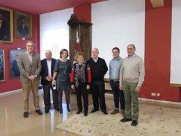 Foto: El cocinero Lorenzo Cañas, Medalla de Oro de Logroño (EUROPA PRESS)