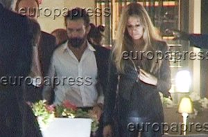 Foto: Antonio Banderas y Nicole Kimpel disfrutan de su primera Navidad juntos (EUROPA PRESS)