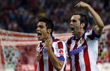 Foto: El Atlético busca reconciliar al Calderón (SUSANA VERA / REUTERS)