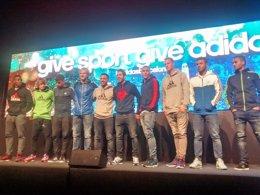 """Foto: Xavi: """"Vamos a por todos los títulos y por el buen camino"""" (Europa Press)"""