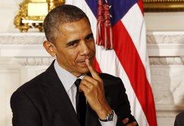 Foto: ¿Cuál es la mejor película de 2014 para Barack Obama? (REUTERS)
