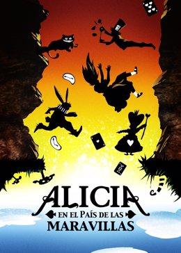 Foto: ¿Quieres acompañar a Alicia en su viaje al País de las Maravillas? Sorteamos dos entradas dobles (CEDIDA)