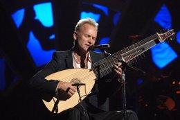 Foto: Sting actuará el 14 de julio d 2015 en A Coruña dentro de su gira mundial 2015 (STING)