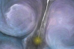 Foto: ALMA/ESO