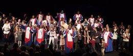 Foto: El gospel llega mañana al Palacio con Mississipi Gospel Choir (MISSISSIPI GOSPEL CHOIR)