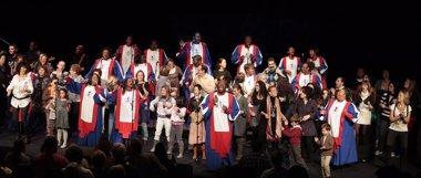 Foto: El gospel llega al Palacio de Festivales con Mississipi Gospel Choir (MISSISSIPI GOSPEL CHOIR)
