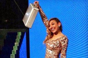 """Foto: Primeras palabras de la Ganadora de GH15 Paula: """"Olé yo, ¡muero de amor!"""" (TELECINCO )"""