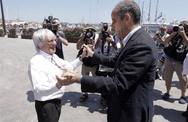 Foto: Fiscalia es querella contra Camps, Johnson i Aspar per la compra de Valmor (GVA)