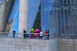 Foto: Euskadiko hoteletako bidaiarien sarrerak %3,5 gehitu ziren azaroan (Europa Press)