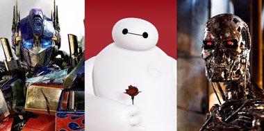 Foto: De Metrópolis a Big Hero 6: Los robots en el cine (MARVEL/PARAMOUNT)