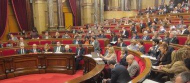 Foto: El Parlamento catalán acuerda recurrir al TC la indemnización al proyecto Castor (EUROPA PRESS)