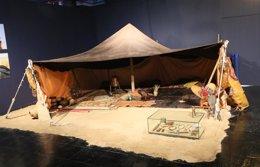Foto: El Museo Elder dedica una exposición al pasado prehistórico del Sáhara (CEDIDO POR LA ORGANIZACIÓN)