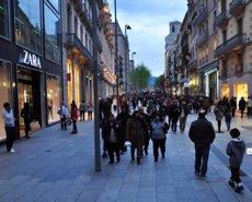 Foto: El comerç català escalfa motors per a la millor setmana de la campanya de Nadal (CUSHMAN & WAKEFIELD)