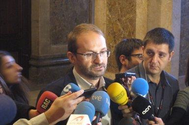 Foto: 9N.- Herrera obrirà una ronda de contactes amb agents socials i polítics per fer un referèndum (EUROPA PRESS)