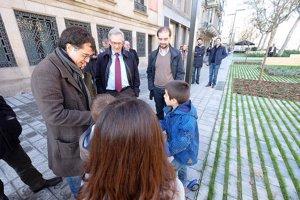 Foto: Barcelona finalitza la reurbanització del passeig Sant Joan (AJUNTAMENT DE BARCELONA)