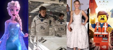Foto: Un año de cine en Google: De Robin Williams a Jennifer Lawrence (MONTAJE EP)