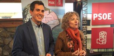 """Foto: Díaz Tezanos dice que Cantabria """"no se merece un presidente que miente a los ciudadanos"""" (PSOE)"""