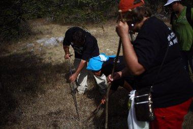 Foto: Agentes del FBI colaboraron en la investigación del crimen de Iguala (JORGE LOPEZ / REUTERS)