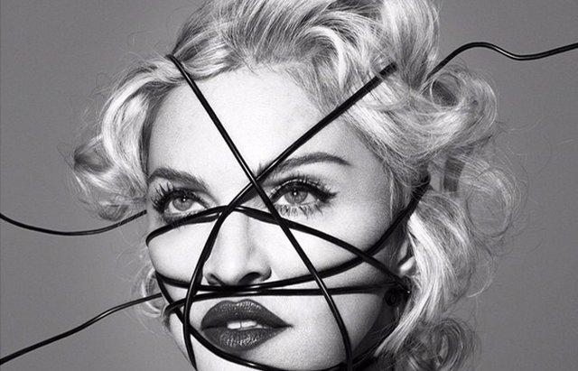 Foto: El contraataque de Madonna ante las filtraciones, 6 canciones en iTunes (INSTAGRAM @MADONNA)