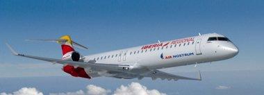 Foto: Gobierno y Air Nostrum prevén crecimiento en la ruta Santander-Madrid (AIR NOSTRUM)