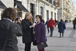 Foto: Santander se promociona en la televisión canadiense (AYTO)