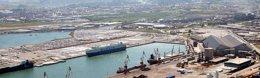 Foto: El Puerto mueve 39.320 toneladas de mercancías (PUERTO)