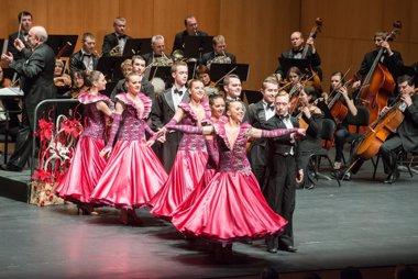 Foto: Baluarte acogerá el 6 de enero el Gran Concierto de Año Nuevo (EP/GLOBAL SERVICIOS CULTURALES)