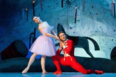 Foto: El Ballet de Moldavia trae 'El Cascanueces' al Palacio (PALACIO DE FESTIVALES)
