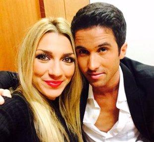 Foto: Gran Hermano 15... ¡Y triunfó el amor entre Luis y Paula en el último debate! (TWITTER)