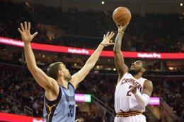 Foto: Los Cavaliers pueden con los Grizzlies de Gasol (USA TODAY SPORTS / REUTERS)