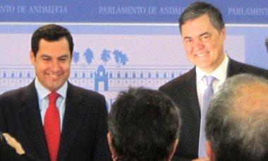 Foto: Moreno pide a Susana Díaz que convoque elecciones (EUROPA PRESS)