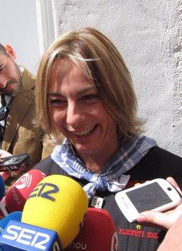 Foto: Castedo declarará como imputada por el Plan Rabasa el próximo 16 de enero (EUROPA PRESS)
