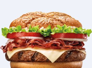 Foto: ¡Amantes de las hamburguesas! El 2015 es vuestro año (BURGER KING)