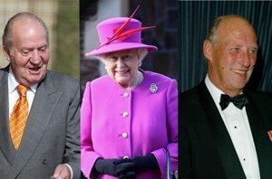 Foto: ¿Quién es el Rey más rico de toda Europa? ¿Y el más pobre? (GETTY)