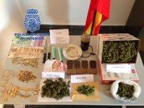 Foto: El Gobierno repartió 27,5 millones en 2014 procedentes del fondo de bienes decomisados por tráfico de drogas (POLICÍA)
