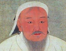 Foto: A Genghis Khan le salen competidores engendrando hijos (MUSEO DEL PALACIO NACIONAL DE TAIPEI)