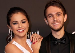 Foto: Selena Gómez y Zedd confirman su romance desde la cama (GETTY)